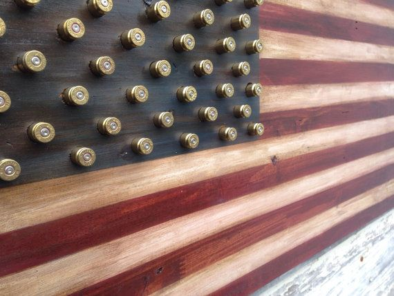 Pin By Sean Donley On Reloading Room American Flag Wood