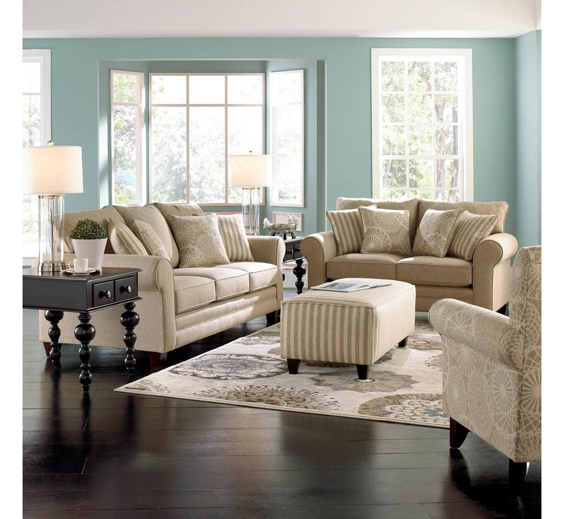 Seabrook 2 Pc Living Room Group | Badcock U0026more