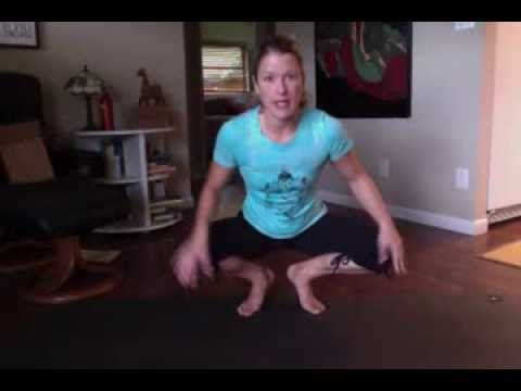 crow pose tips  tricks for beginners  youtube  crow