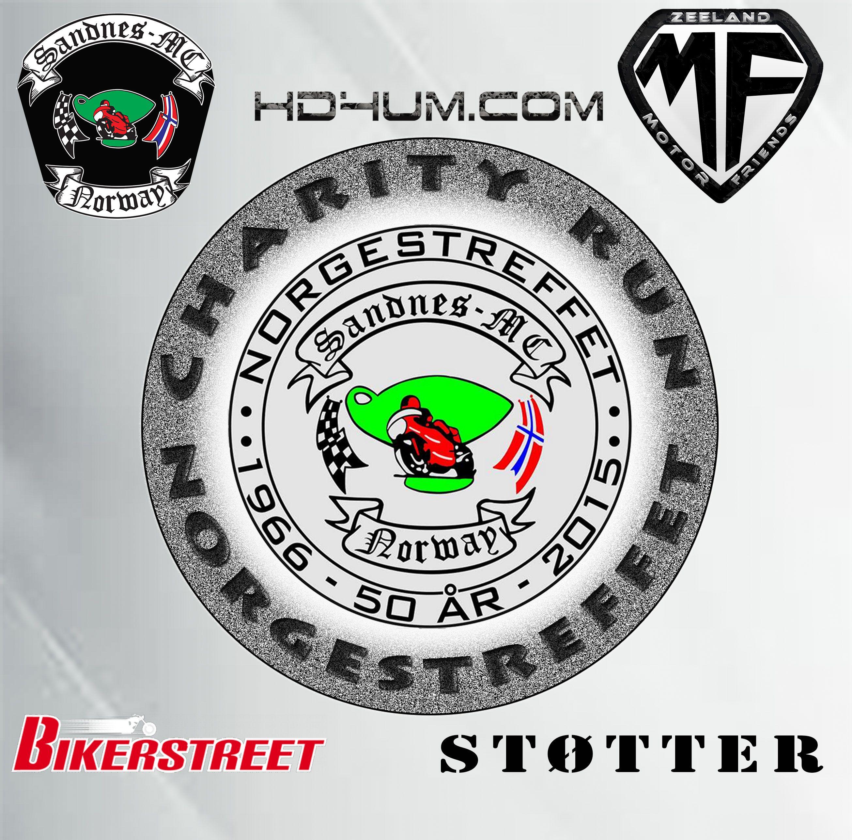 @Bikerstreet Support the Charity Run Norgestreffet