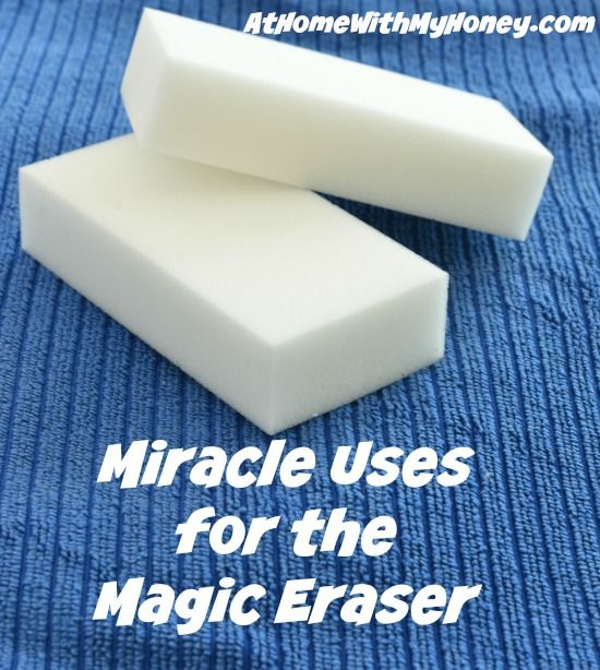 Miracle Uses For The Magic Eraser Cleaning Tips