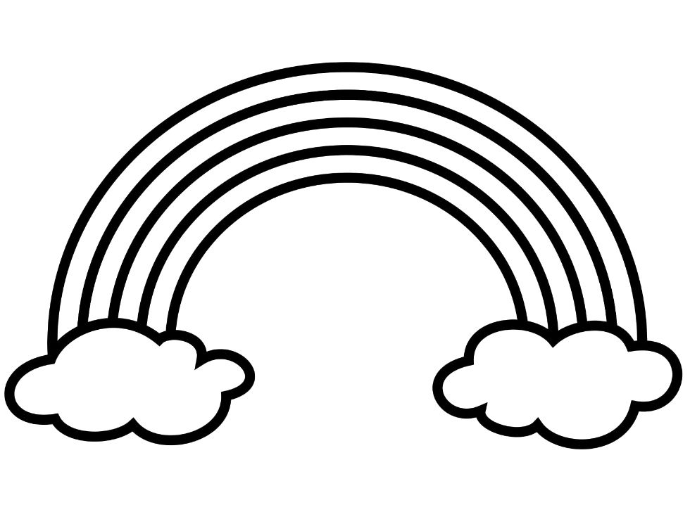 45++ Cloud coloring page free info