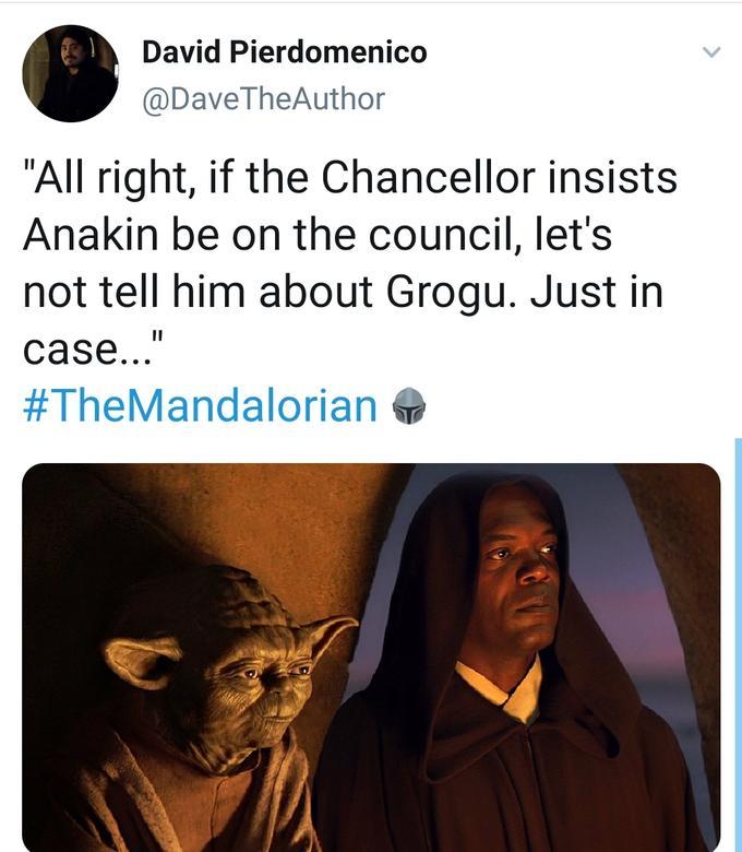 Anakin Missed One R Mandolorianmemes The Mandalorian Mandalorian Know Your Meme Star Wars