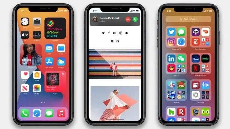 كيفية تحديث هاتف آيفون إلى نظام Ios 14 Iphone Operating System Iphone Software Update