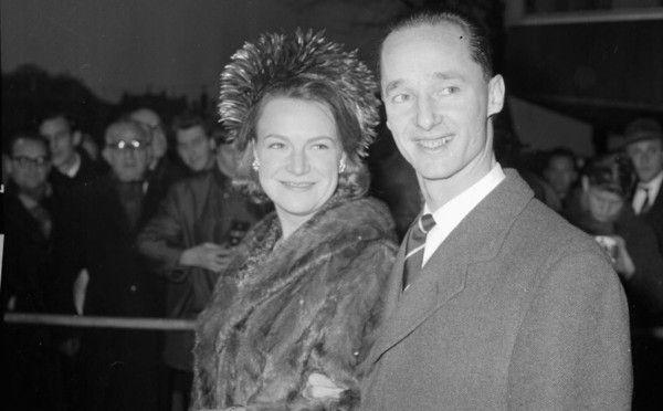 archives : Irène et Carlos Hugo