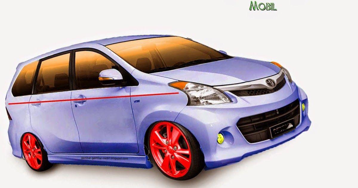 90 Download Gambar Modifikasi Mobil Avanza Veloz Terbaru Dan Terlengkap Mempunyai Satu Mobil Roda Empat Yang Di Modifiala Modifikasi Mobil Mobil Konsep Mobil