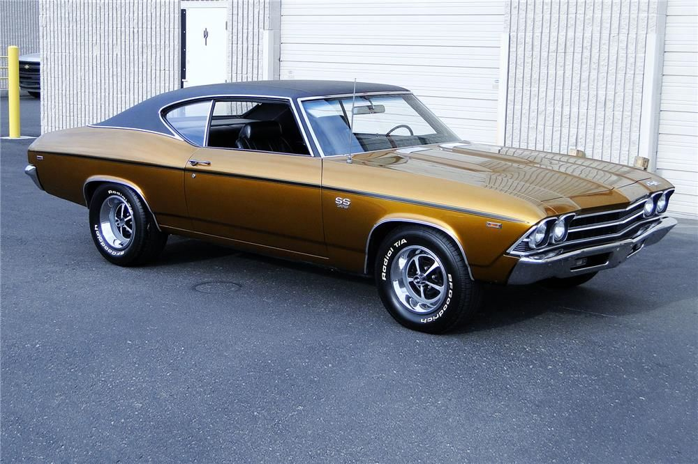 1969 Chevrolet Chevelle 187484 Chevy Muscle Cars Muscle Cars