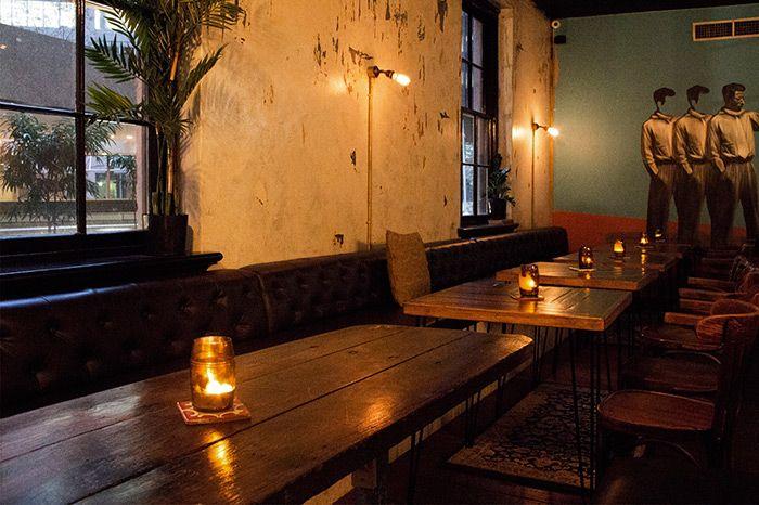 Fotos mesas y sillas para decoraci n de bares - Decoracion de bares ...