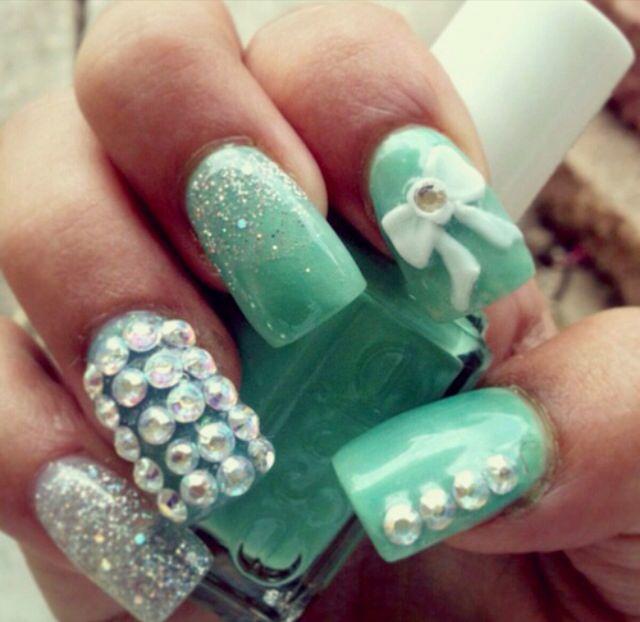 Pin de Haley Stermetz en Nails | Pinterest