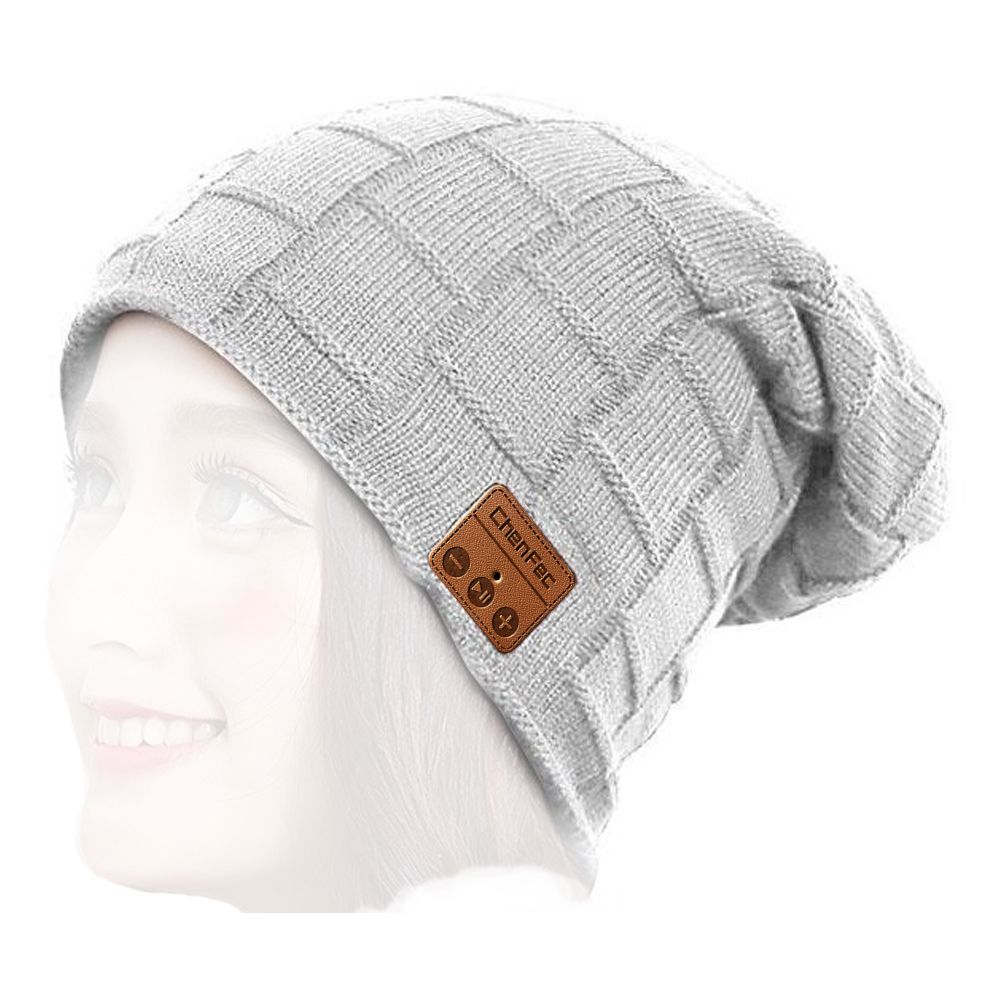 New Bluetooth Cap Beanie Knitted Winter Hat Wireless Bluetooth headset  Hands-free Music Mp3 Speaker Mic Magic Sport Hats for   Price   23.98   shopping 08f83c3f5f49