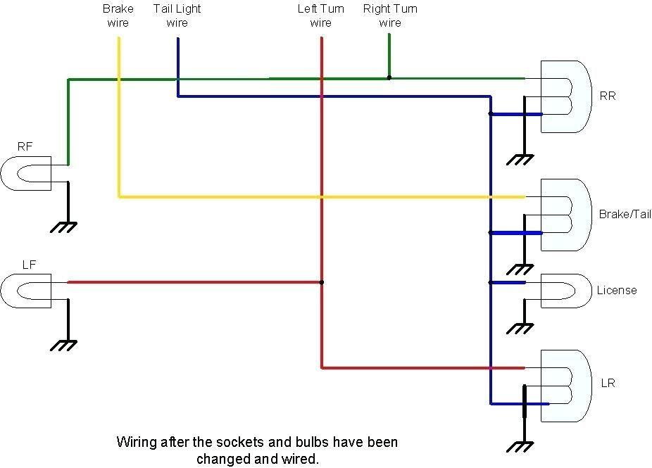 33 Wiring Diagram For Car Trailer Light Bookingritzcarlton Info Trailer Wiring Diagram Trailer Light Wiring Diagram