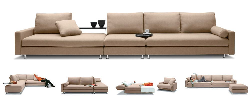 The ultimate in modular lounges steel framed for Ultimate sofa bed
