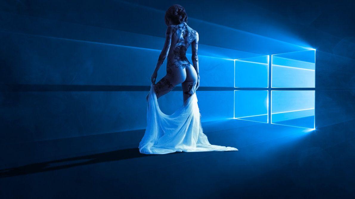 Windows 10 Wallpaper By Spyrbone On Deviantart Windows Backgrounds