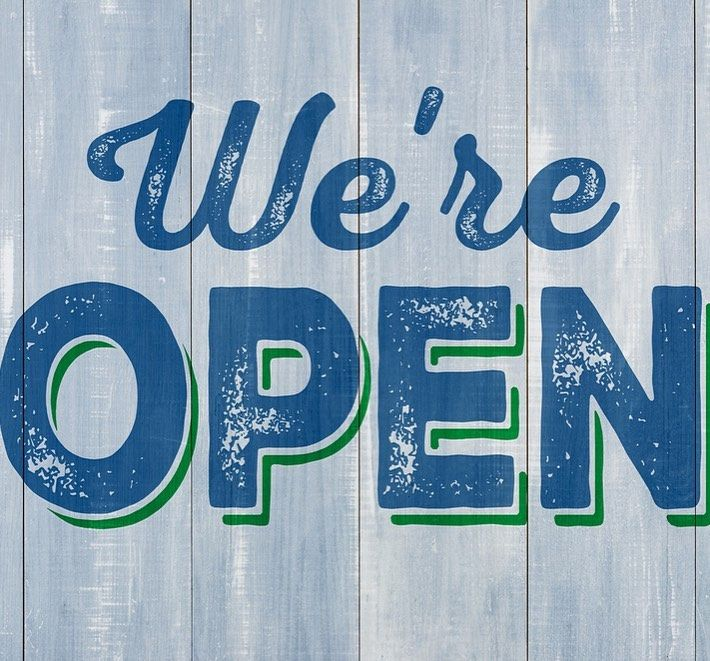 We are open today if you have Christmas money to spend or want a new craft project!!