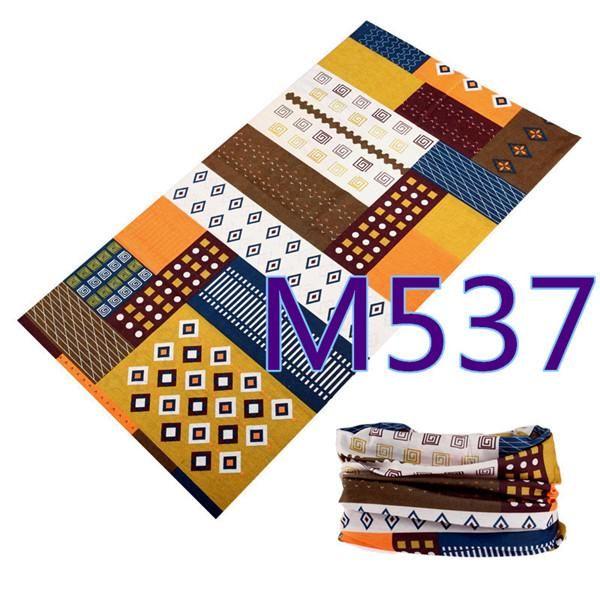 Men Multi-functional Headband Bandanna - 22 Different Prints