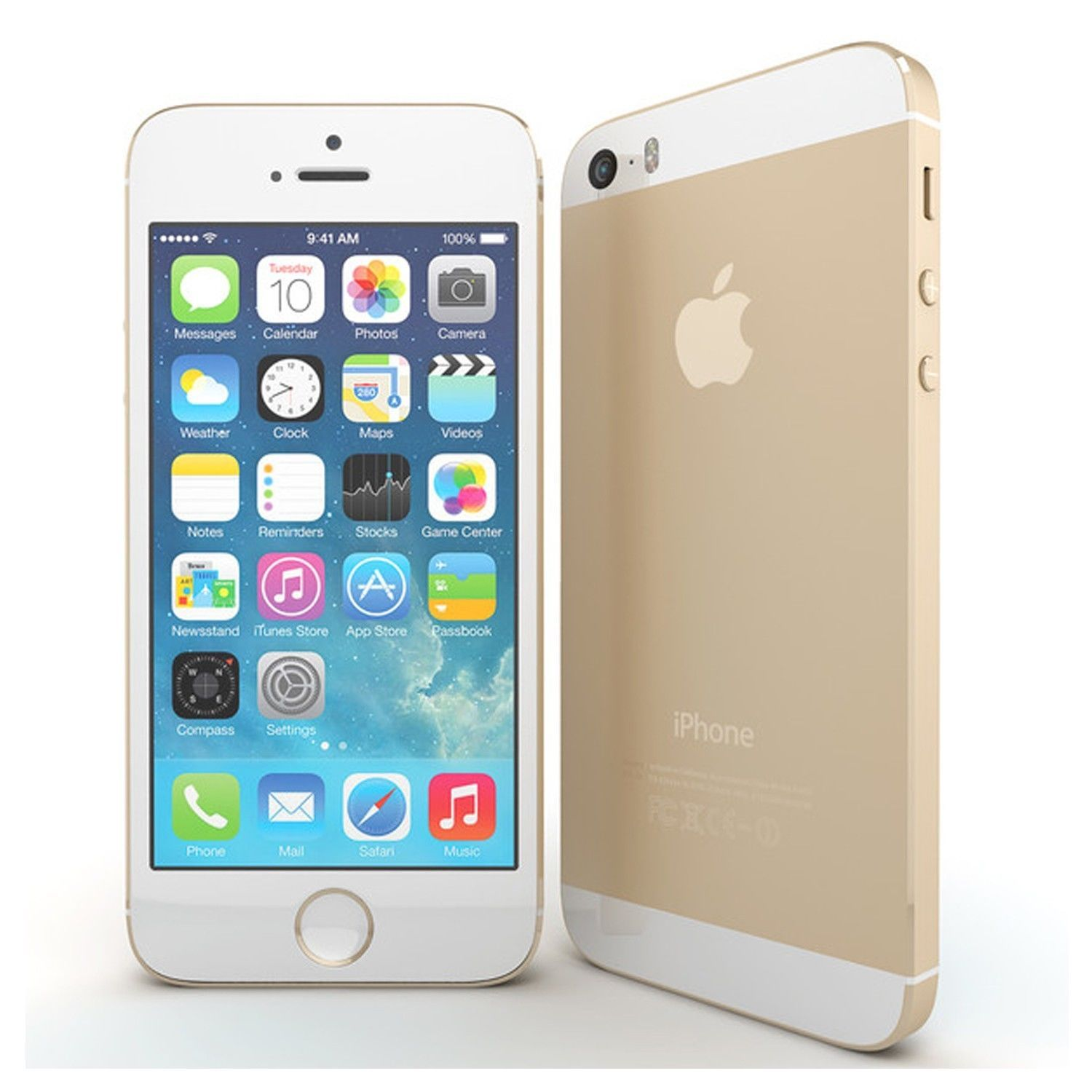 Apple iPhone 5s 16GB Gold TMobile Excellent Condition
