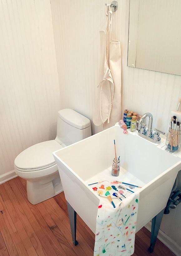 Happy Parents Guide Utility Sinks Art Studio Room Utility Sink