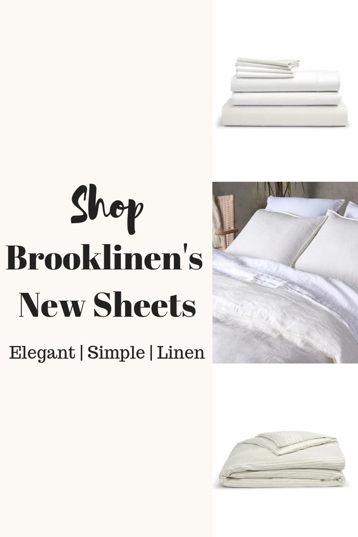 Brooklinen S New Linen Sheets Are So Comfortable And Real Simple Readers Get A On Them Elegant Is Our Favorite Version Of Heaven