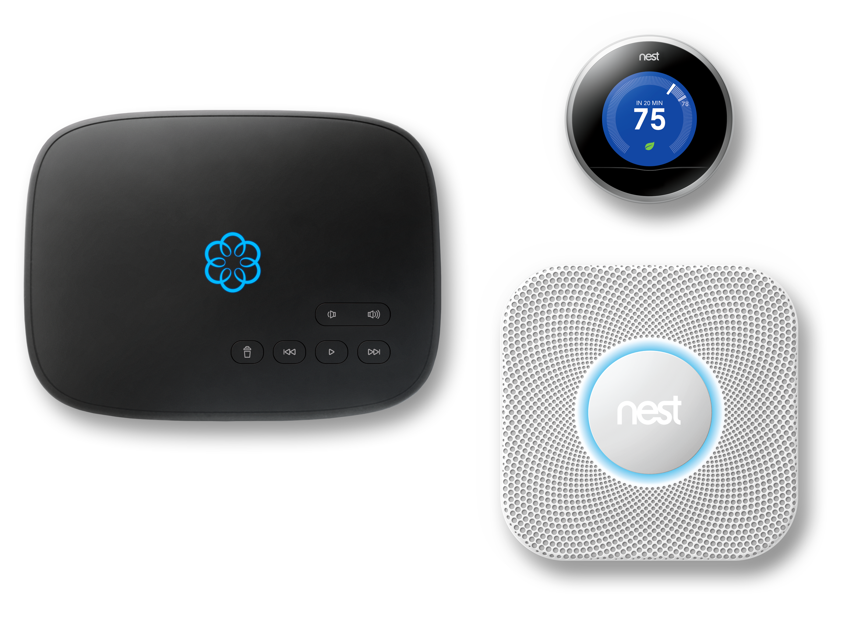The New Integrations Complement The Ooma Telo S Integration With The Nest Protect Smoke Carbon Monoxide Alar Nest Protect Home Phone Phone Numbers