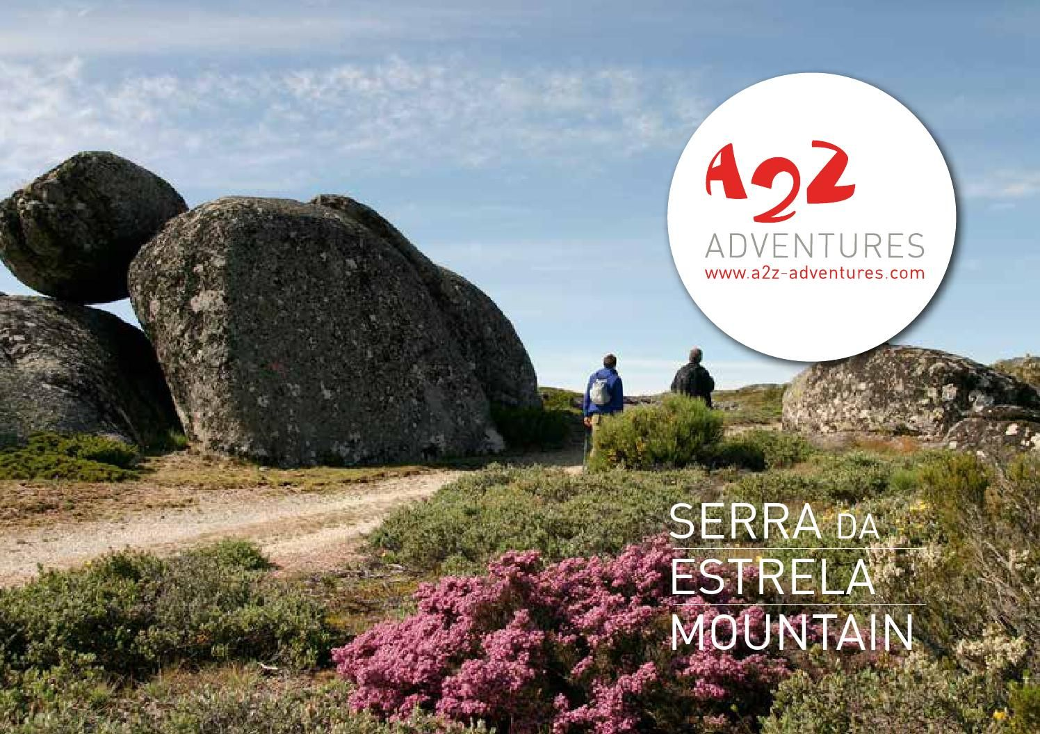 Serra da Estrela Mountain  The highest mountain in mainland Portugal to be discovered walking or biking.