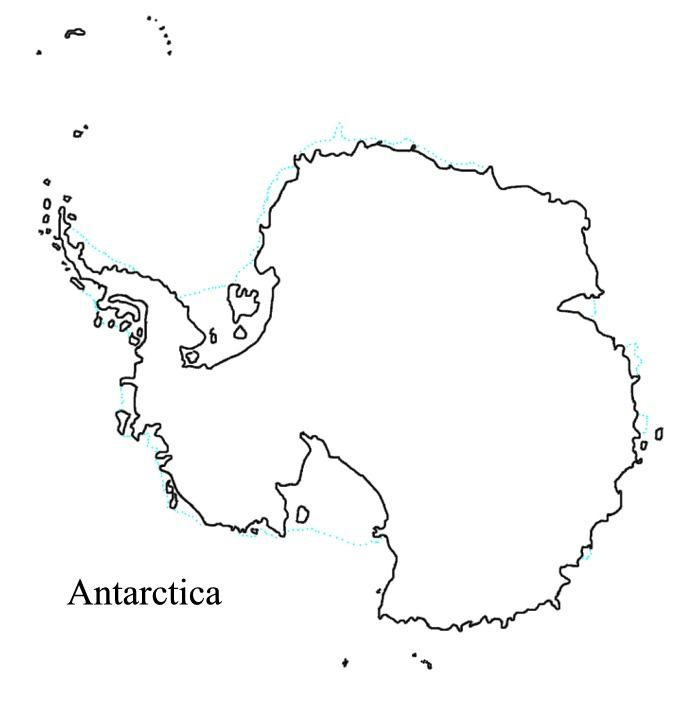 Image Result For Map Of Arctic Circle