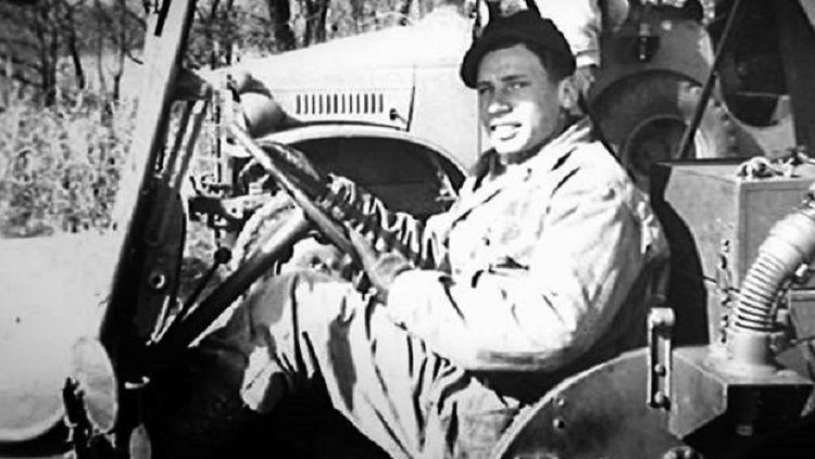 Mel Brooks 19441946 Wwii veterans, Wwii