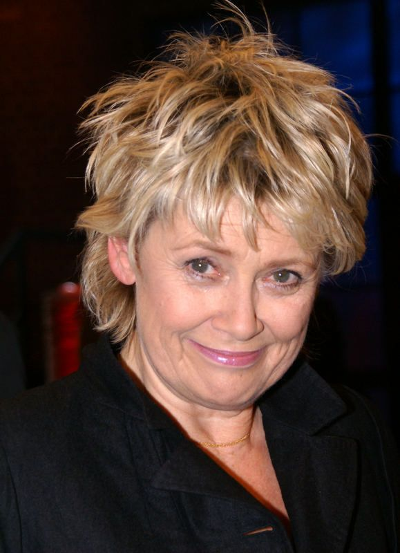 Gitte Haenning - Germany - Place 8   Frisuren, Gesicht