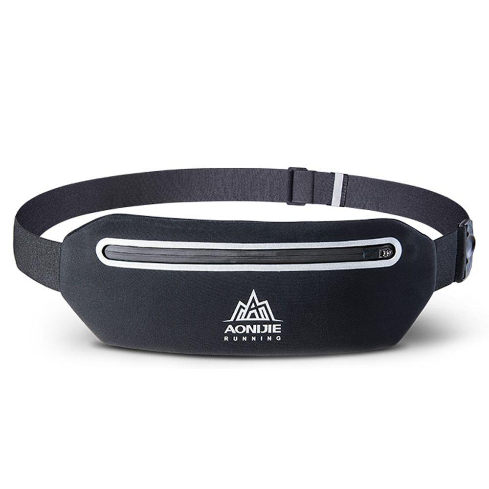 Running Pack Waist Pouch Bum Bag Belt Zip Sport Hiking Jogging