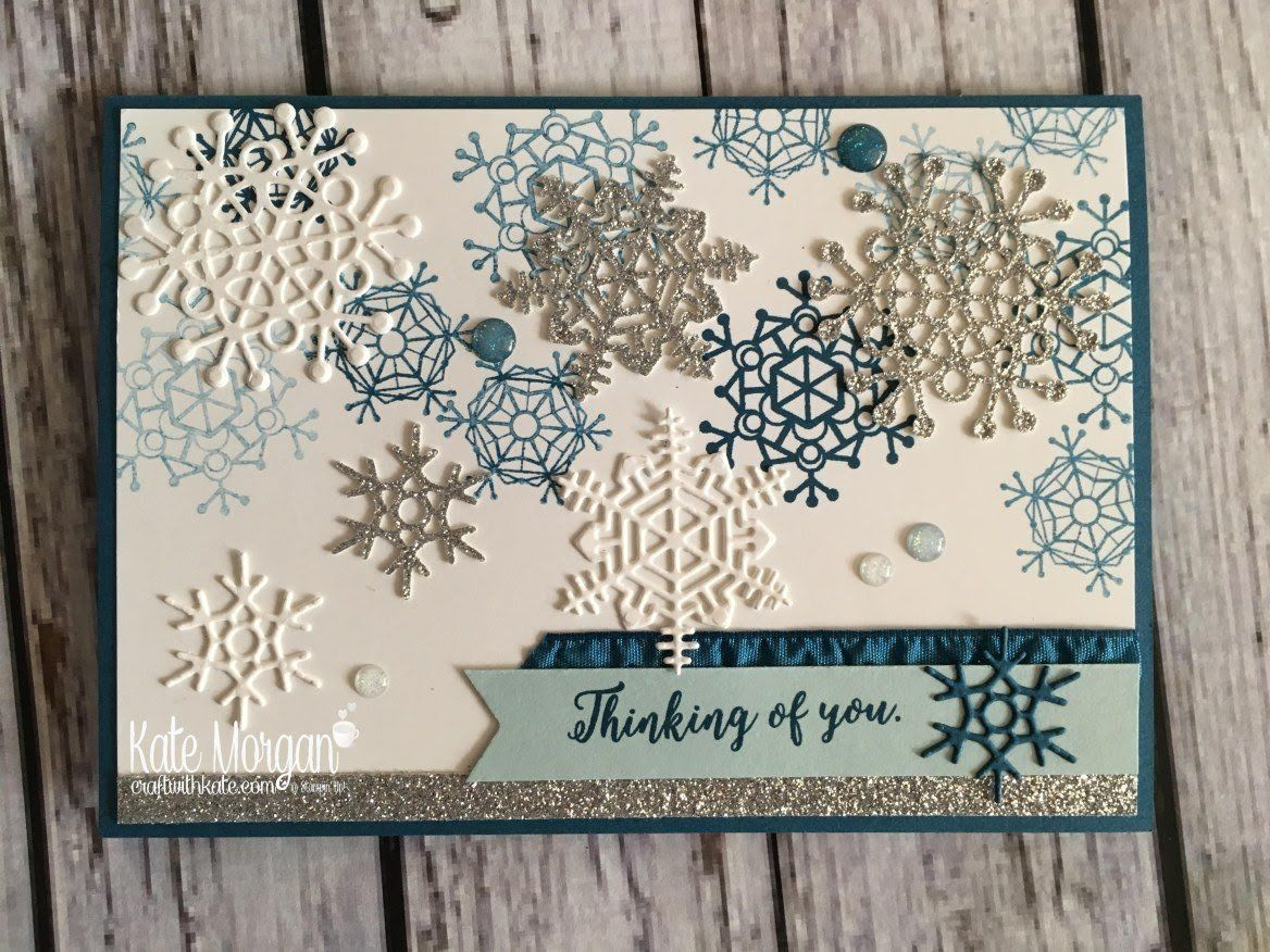 Xmas wedding decorations november 2018 Winter  Colourful Season u Seasonal Layers Thinlits by Kate Morgan