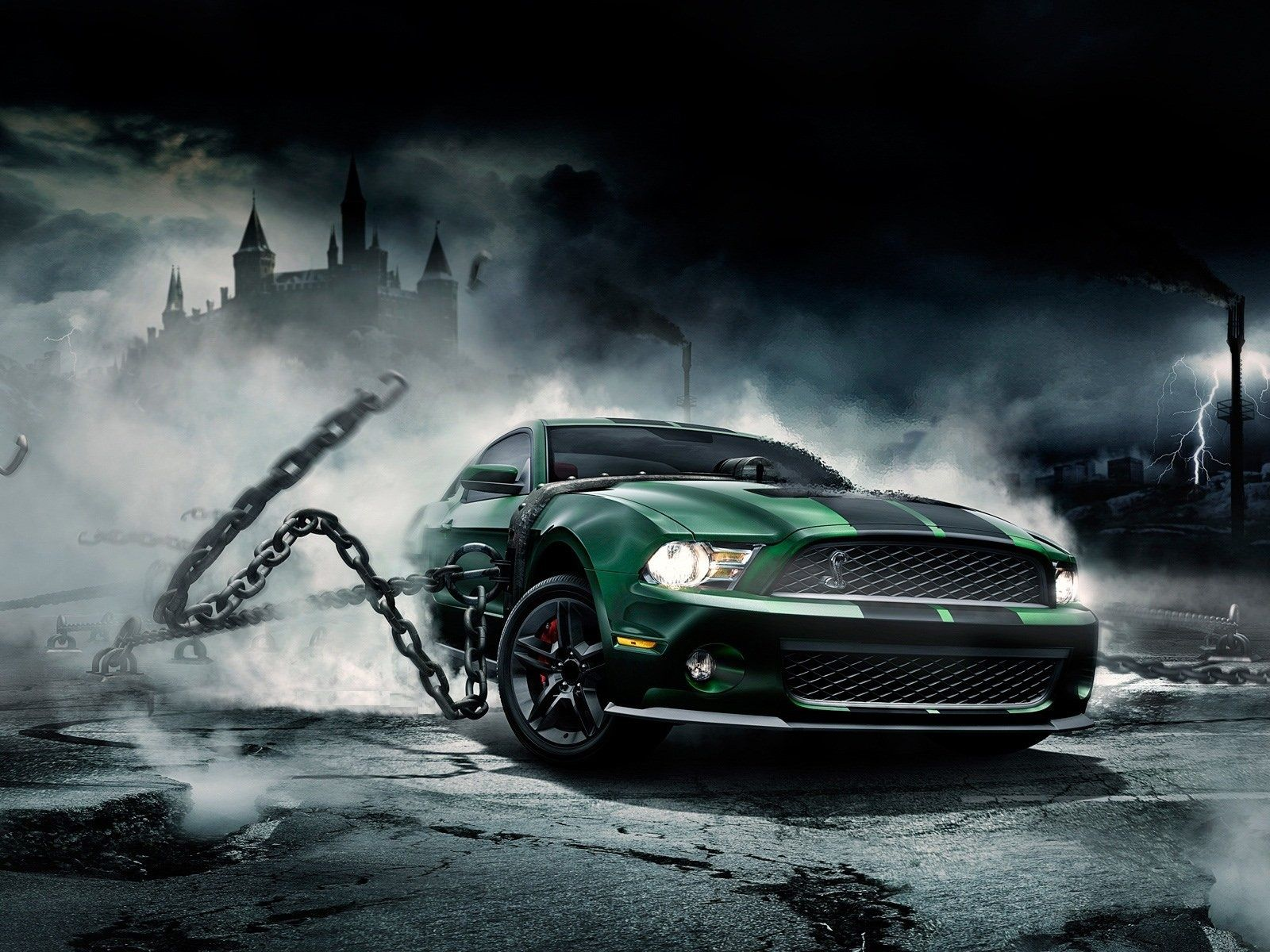 Cool Cars Hd Wallpaper Background Images Mobil Mustang Shelby Mustang Muscle Car