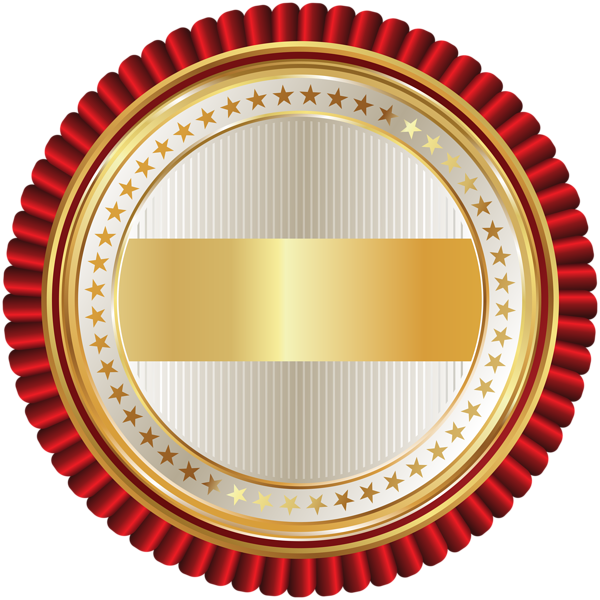 Seal Badge PNG Transparent Clip Art Image (With images