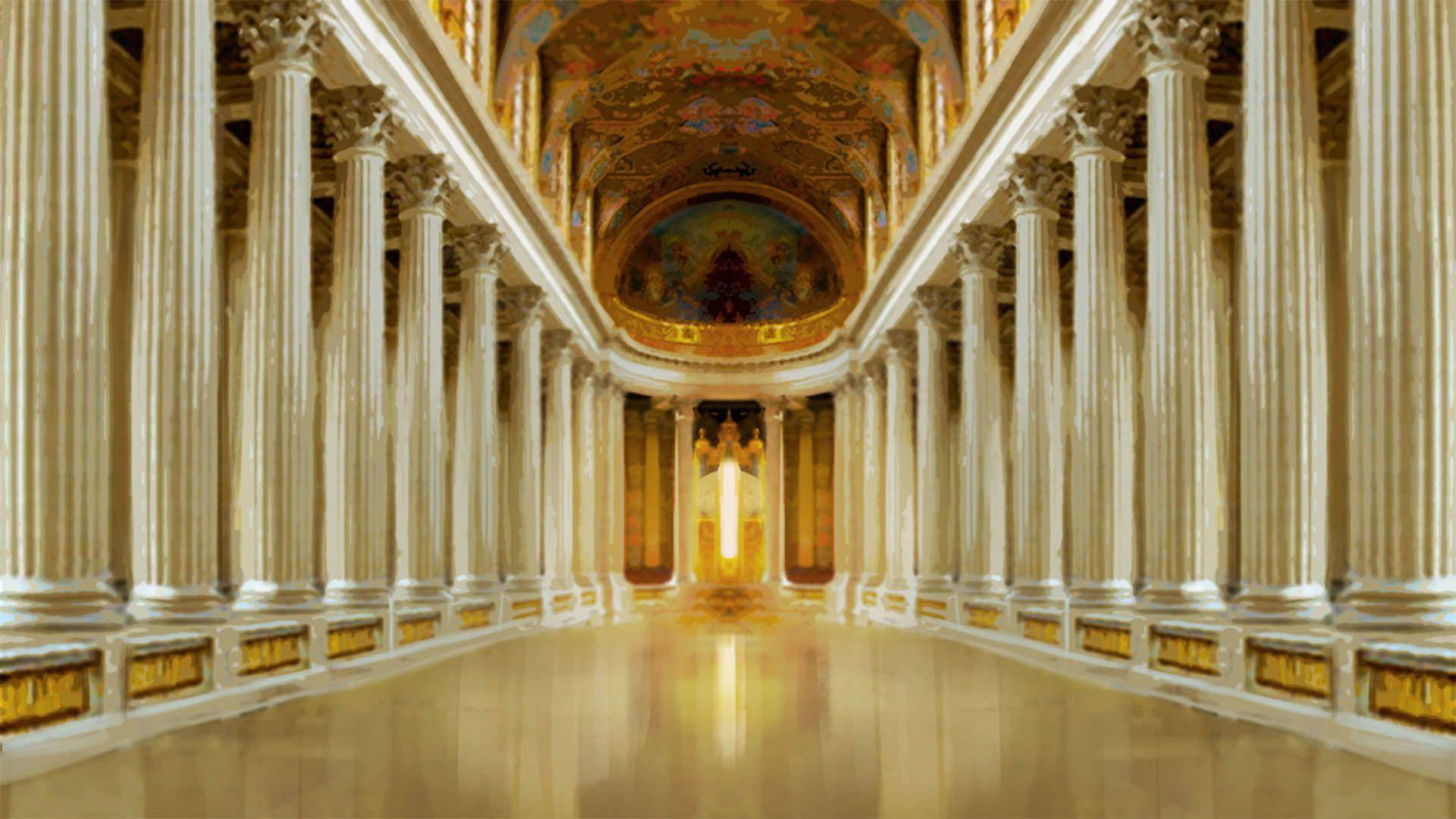 Photoshop Backgrounds of Royal Palace