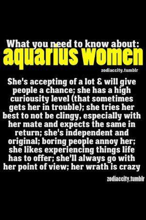 horoscopes aquarius personality