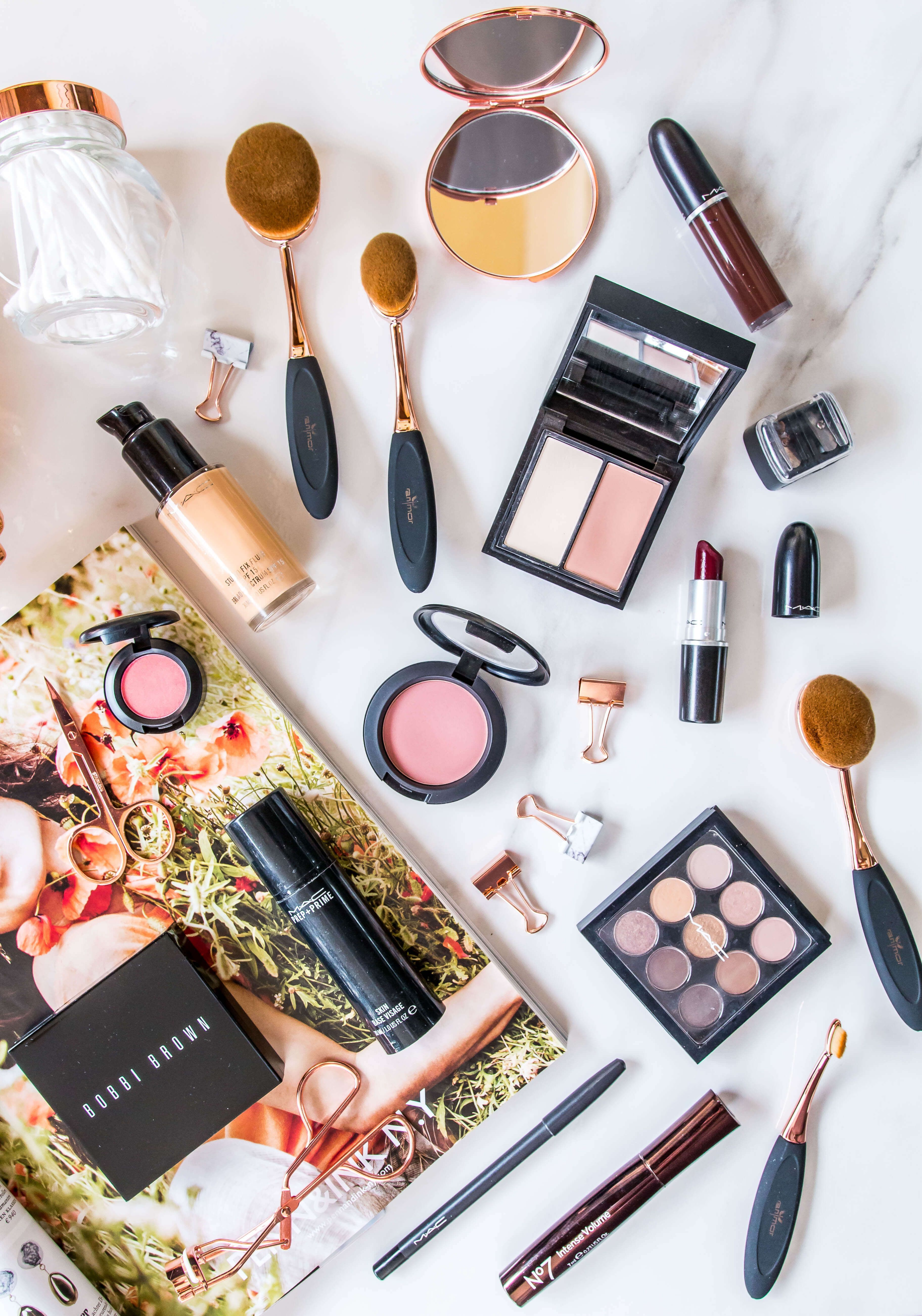 Spring Cleaning Your MakeupBag photo