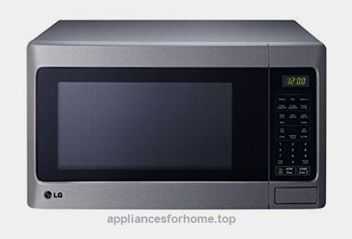 Lg Lcrt1513st Countertop Microwave Oven 1100 Watt Stainless Steel Check It Out Now Countertop Microwave Oven Stainless Steel Oven Countertop Microwave