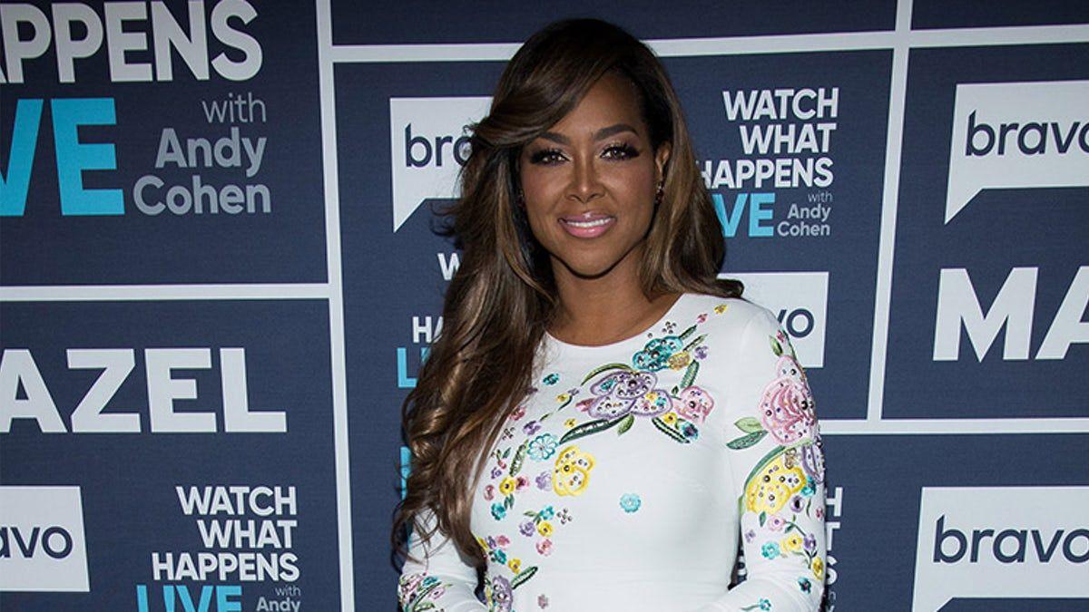 Kenya Moore Praises Serena Williams' Father 'Uplifting