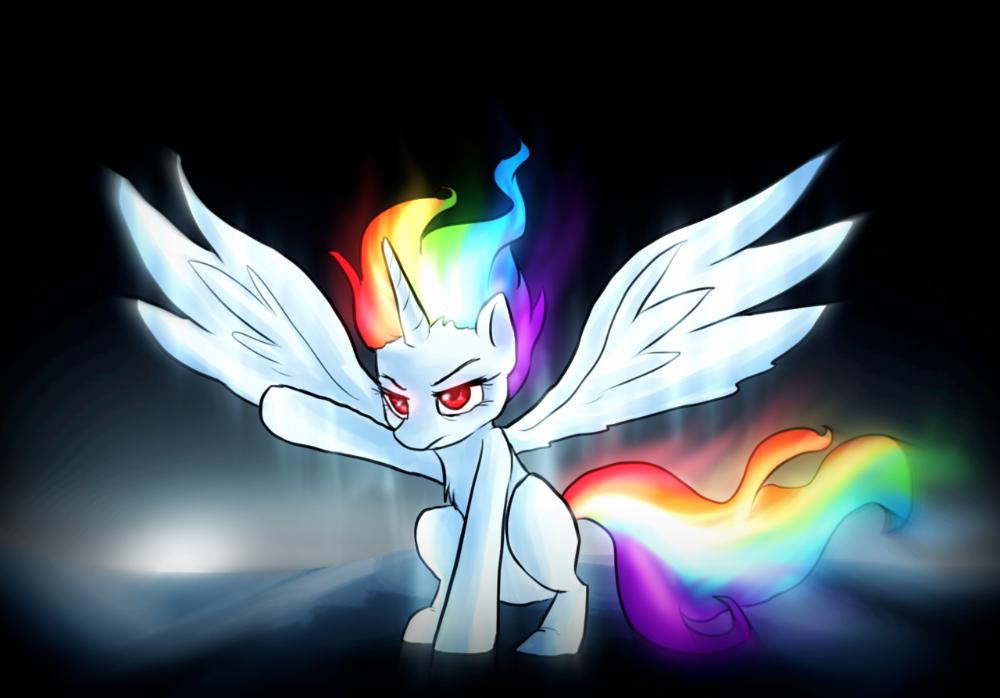 1285425 Alicorn Alicornified Artist Not Ordinary Pony Glowing