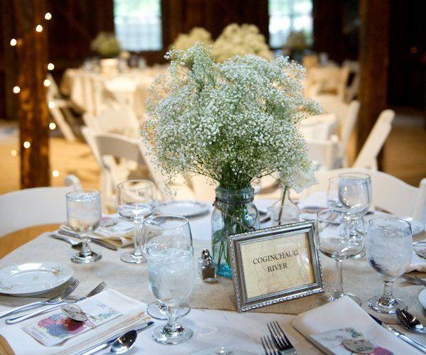Mosquitinho como centro de mesa em um estilo r stico for Centro de mesa rustico