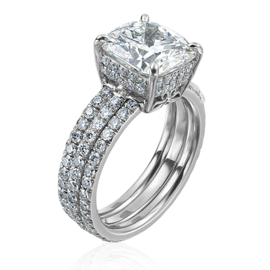 products rings ring f carat diamond princess pltn brilliance engagement best platinum