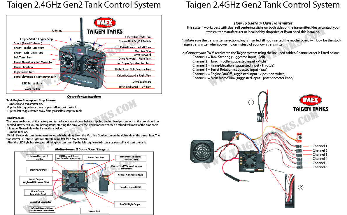 Taigen V3 2.4GHz Motherboard & Sound Card | RC tank | Taigen tanks on rc switch wiring diagram, rc servo wiring diagram, rc esc wiring diagram, rc plane wiring diagram, rc car wiring diagram, rc camera wiring diagram, rc helicopter wiring diagram,