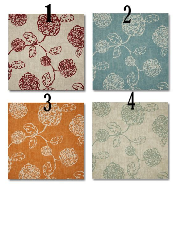 Kitchen Dining Chair Cushions With Ties Patterns Set Of 6 Products