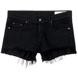 Rag & bone/jean 'Cut Off' frayed denim shorts