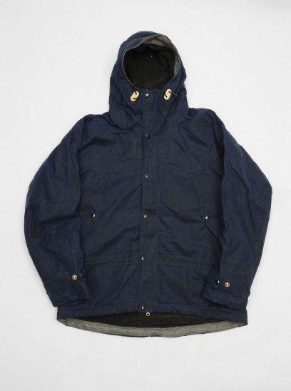 want! Filson Black Label Mountain Jacket Navy | Present London - Svpply