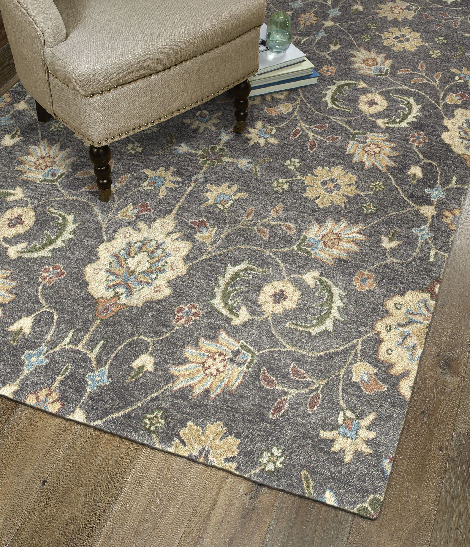 3201 Rug Color Pewter Size 10 X 14 In 2020 Colorful Rugs