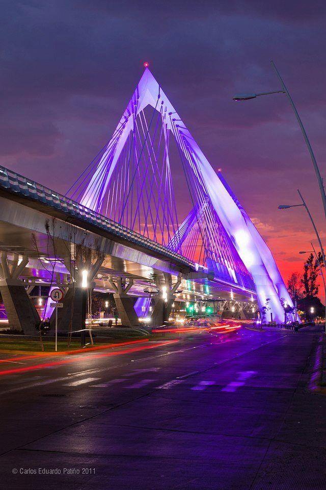 Puente Matute Remus, Guadalajara ,Mexico.