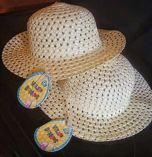 5 Children s Straw Bonnets Summer Parties Parades Carnivals Festivals Fetes
