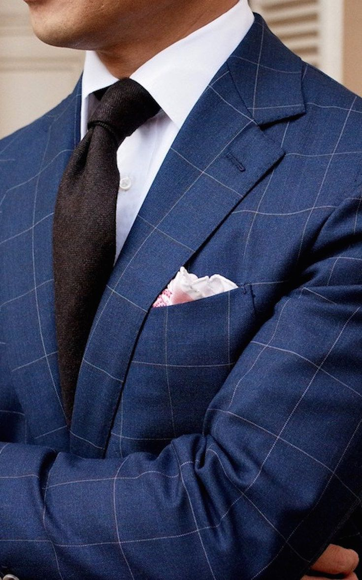 Men's Style Guide: How to Fold and Wear Men's Pocket Squares | Mens fashion  suits business, Mens style guide, Mens fashion suits formal