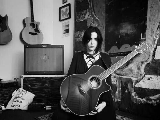 The beautiful miss Chelsea Wolfe