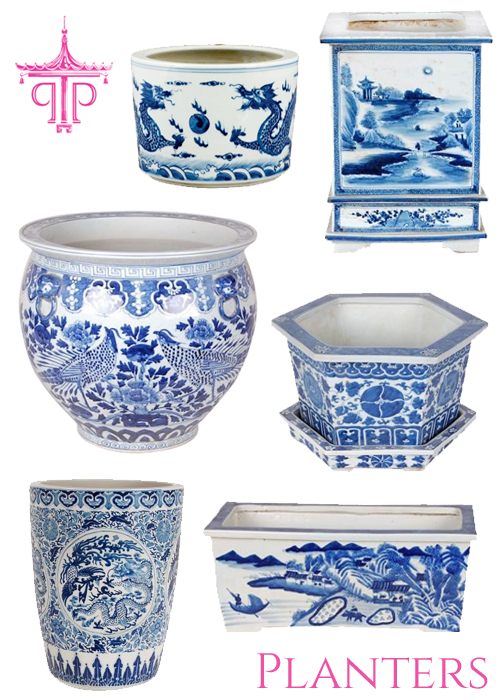 I Am Thrilled To Welcome Jennifer Of The Pink Paa Talk About My 9 Chinoiserie Trend For 2017 Blue And White Chinese Porcelain B