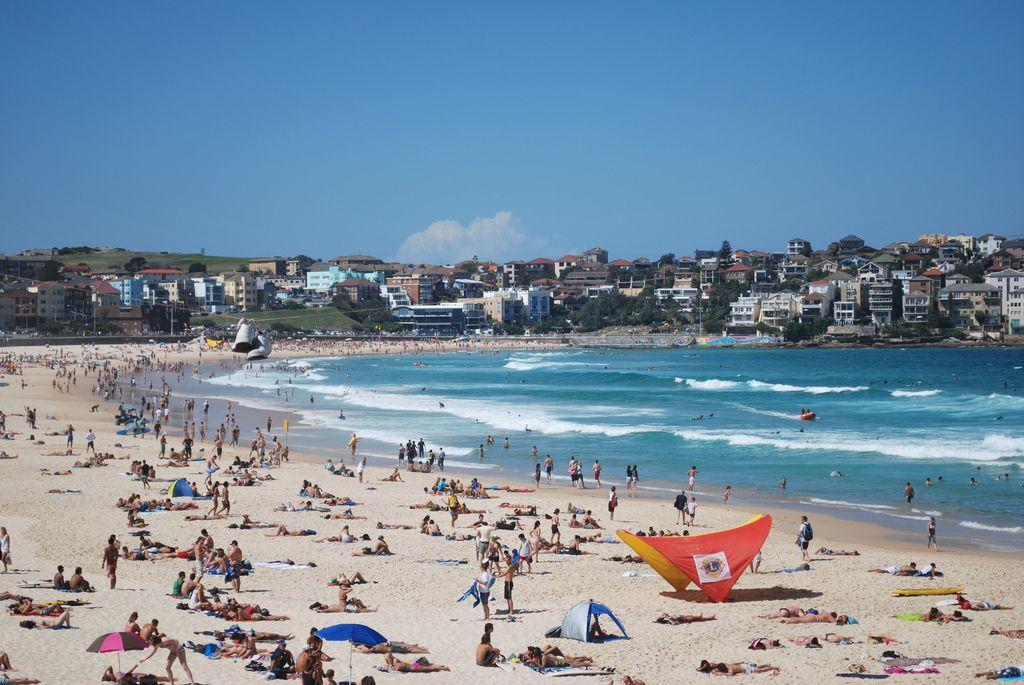 Bondi Beach. Sydney, NSW. Australia. I would love to live